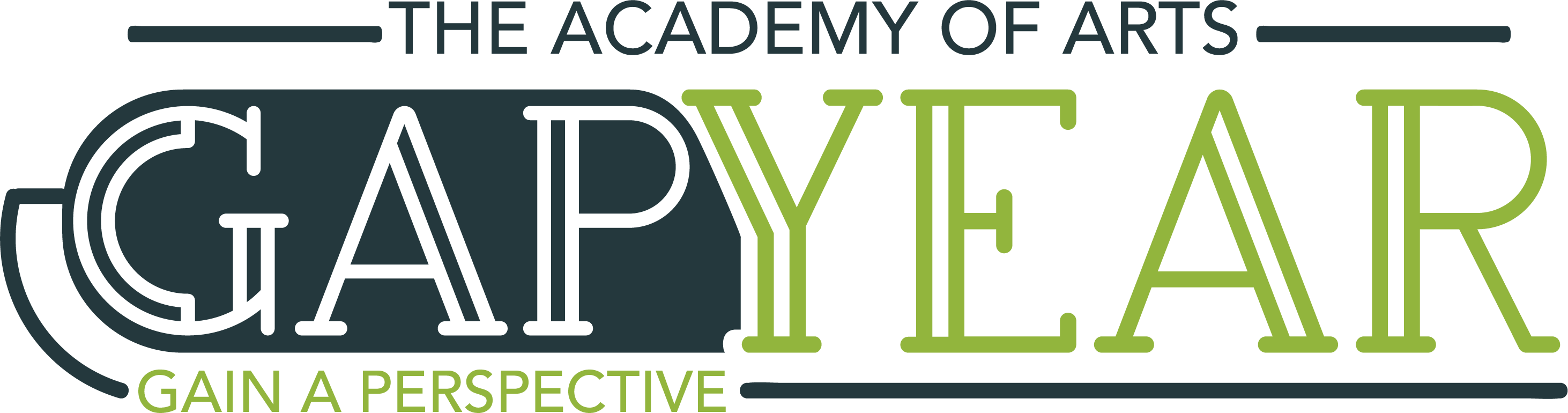 The Academy of Arts - GAP Year Program - Logo